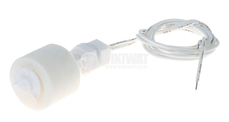 Датчик за ниво на течности KSL-35-PP, 200VDC, NO, нерегулируем - 1