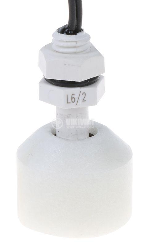 Датчик за ниво на течности LS01-1A66-PP-500W, 200V, NO, нерегулируем - 1
