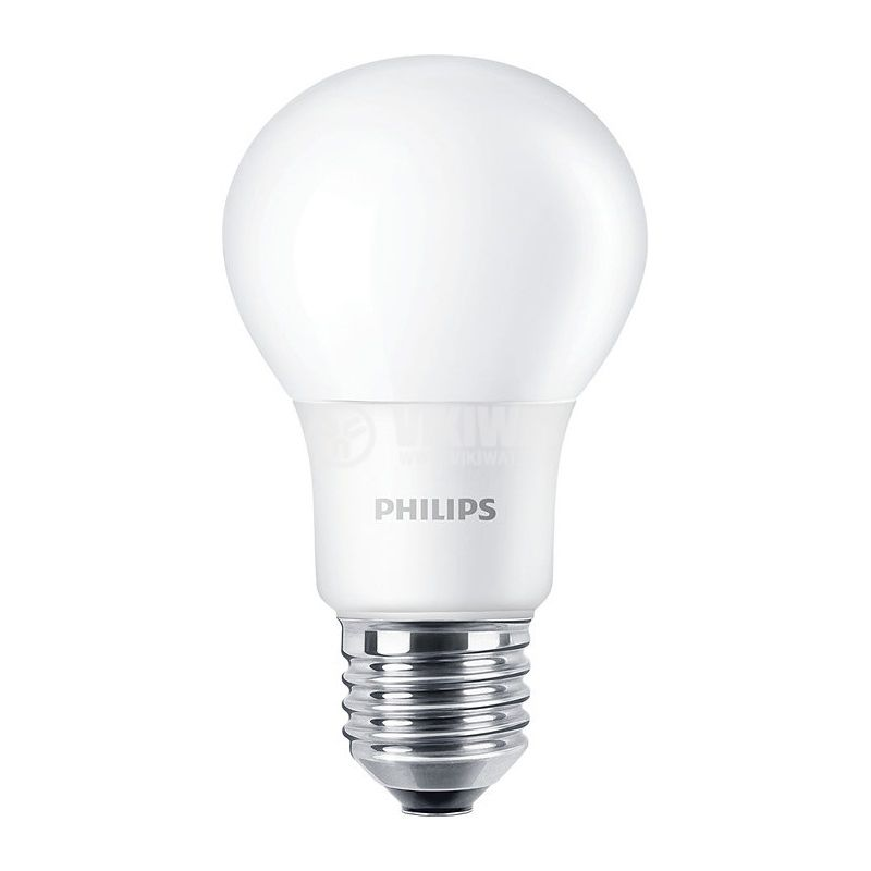 LED лампа CorePro LED bulb, 7.5W, E27, 220VAC, 806lm, 6500K, студено бялa - 1