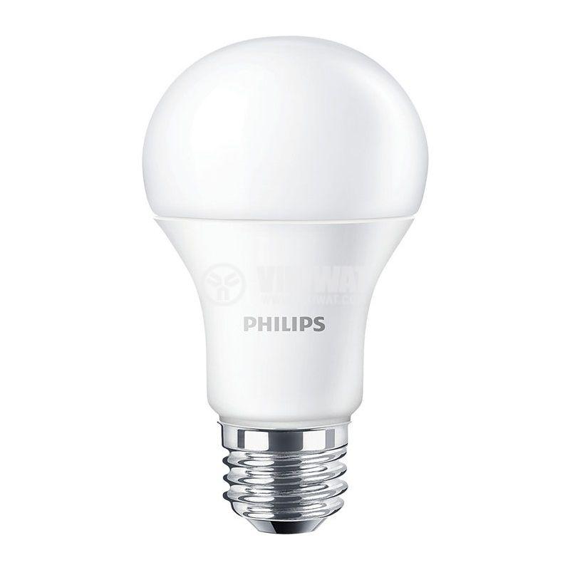 LED лампа CorePro LED bulb, 10W, E27, 220VAC, 1055lm, 6500K, студено бяла - 1