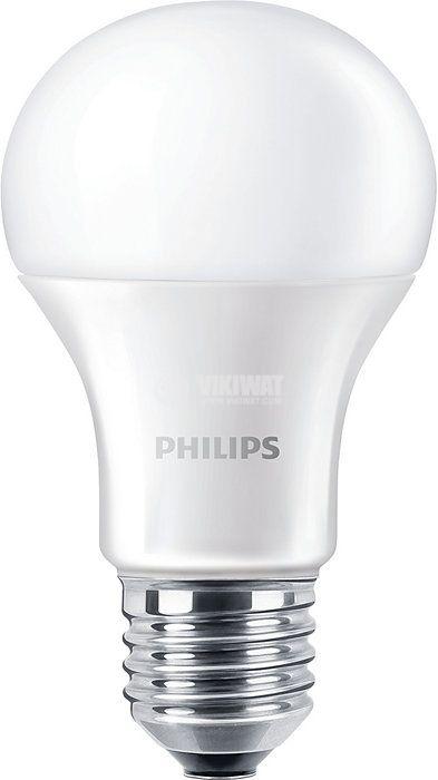LED лампа CorePro LED bulb 13W E27 220V 1521lm 3000K топлo бяла - 1
