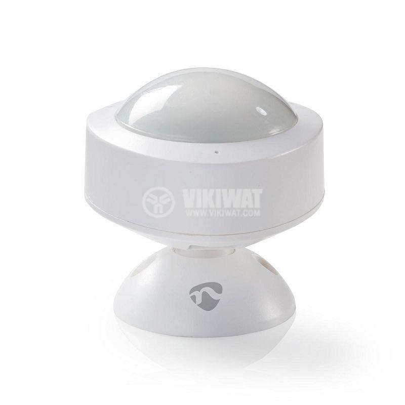 WiFi Smart датчик за движение, 5VDC, 10m, 120°, WIFISM10CWT - 2