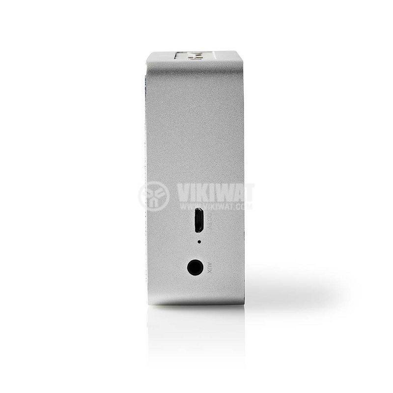 Bluetooth тонколона, SPBT1002AL, портативна, 5W, 800mAh - 3