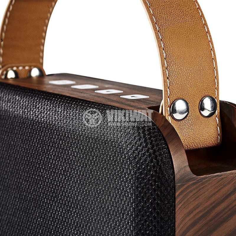 Waterproof Bluetooth Speaker SPBT35100BN, portable, 15W, 4400mAh - 3