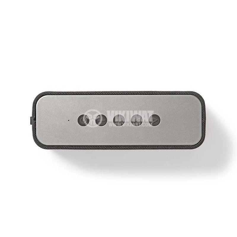Водоустойчива Bluetooth тонколона NEDIS, SPBT2002BK - 2