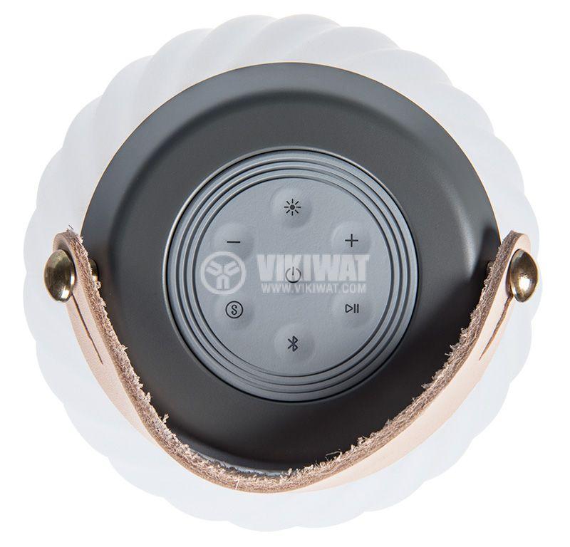 Bluetooth светеща тонколона SPBT35800WT NEDIS - 2