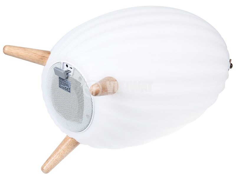 Bluetooth Speaker NEDIS, SPBT35805WT - 3