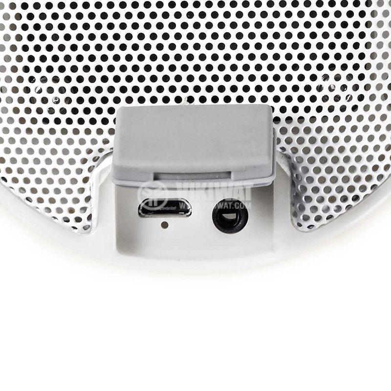 Bluetooth Speaker NEDIS, SPBT35805WT - 4