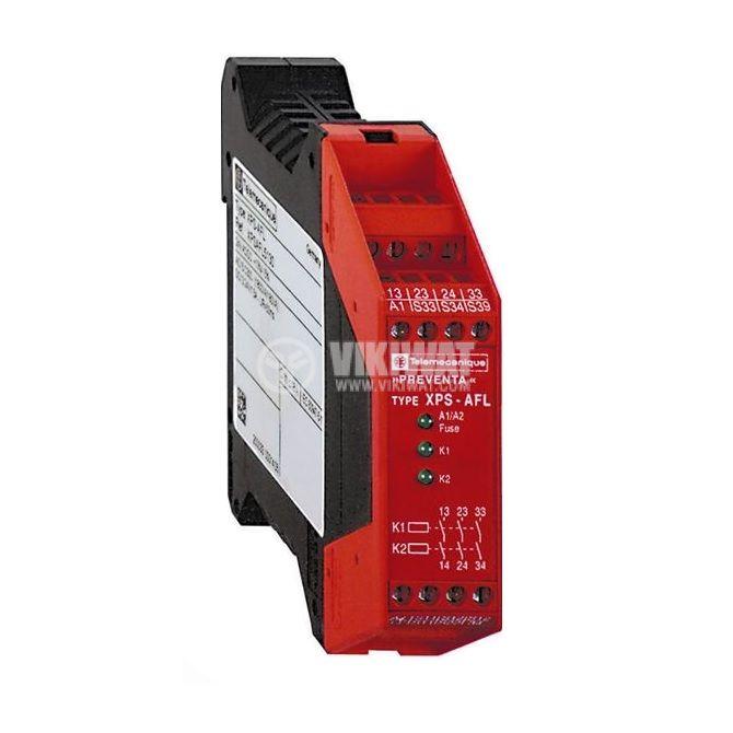 Модул за безопасност XPSAFL5130, 24VDC, 24VAC
