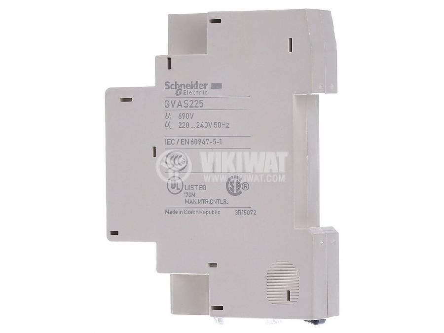 Voltage switch  lateral 220~240V 690VAC - 2