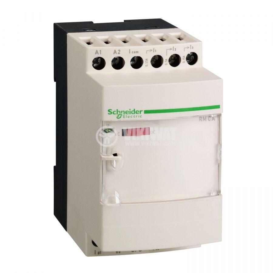 Преобразувател на напрежение и ток RMCA61BD DIN 24VDC 0-15А 0-10V 0-20mA