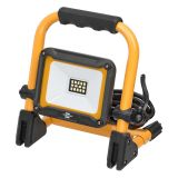 Mobile working floodlight JARO 1000 M, 10W, 900lm, 230VAC, IP65, 2m, aluminum/plastic, 1171250133