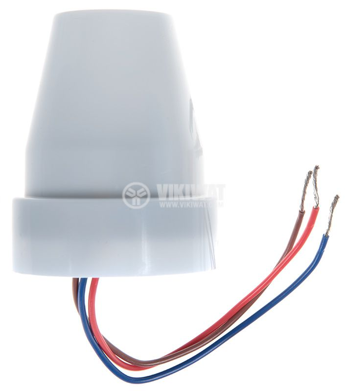 Фотоелектрически ключ автоматичен ST302, регулируем, 230VAC, 10A - 1