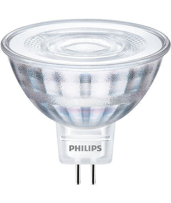 LED лампа CorePro LED spot 5W GU5.3 12V 345lm 2700K топло бяла - 1
