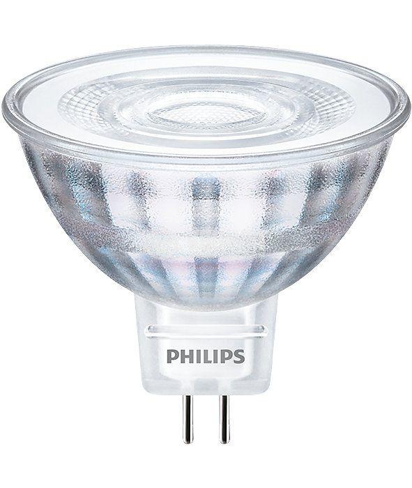 LED лампа CorePro LED spot 5W GU5.3 220V 390lm 4000K неутрално бяла - 1