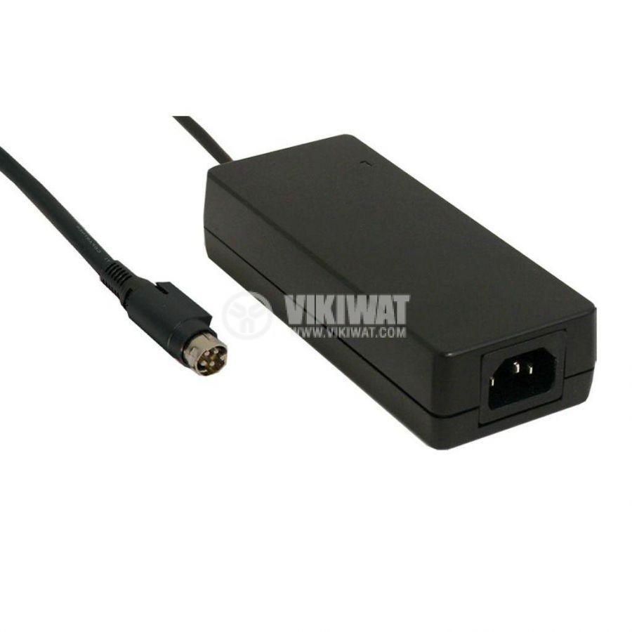 Зарядно устройство за акумулатор GC120A24-R7B 85~264VAC 24VDC 4.42A
