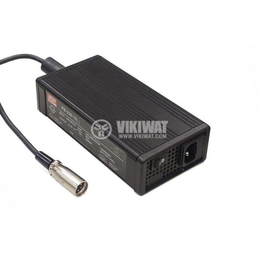 Зарядно устройство 90~264VAC 24V 8A - 2