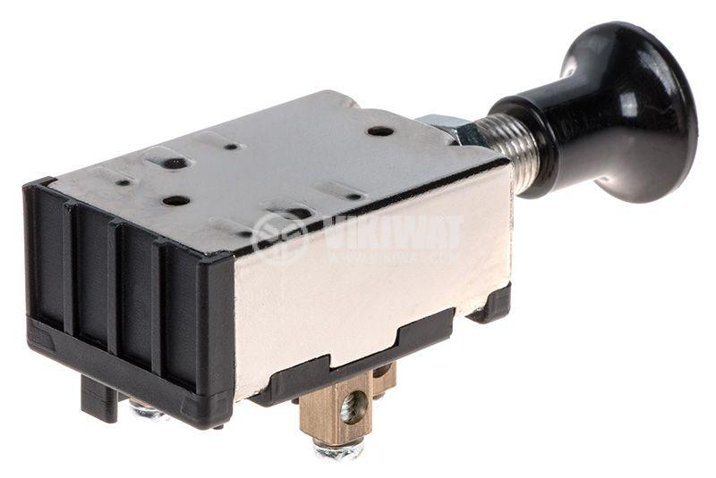 Бутонен превключвател, E2062B - 4