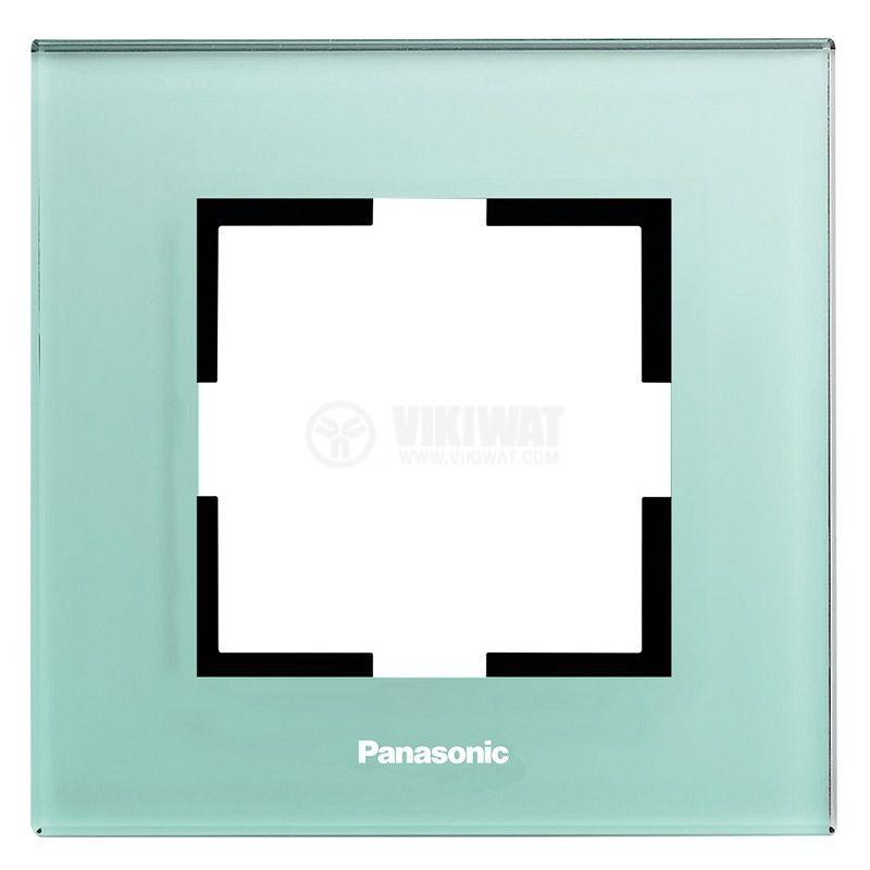 Стъклена рамка 81x83 светлозелена Panasonic WKTF0801-3GG - 1