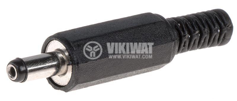 Захранващ конектор, DC, ф 4x1.7mm - 1