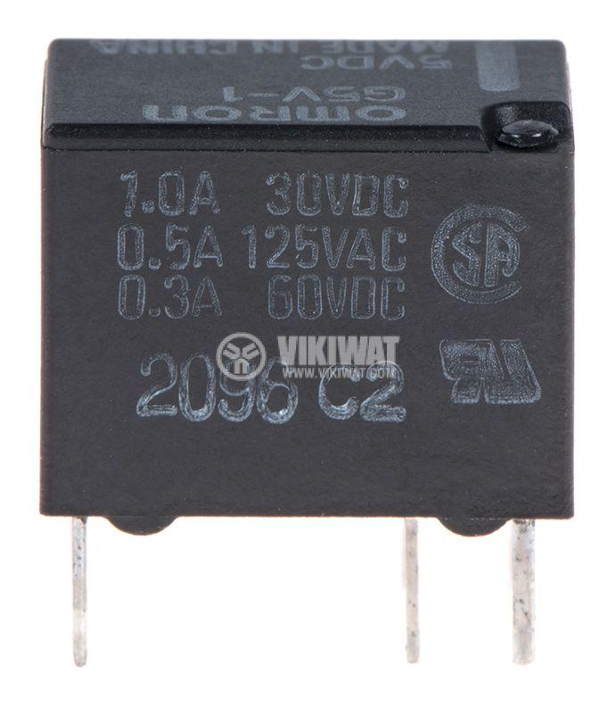 Реле електромагнитно G5V-1 - 2