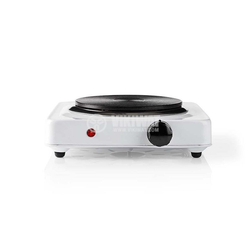 Small and Portable Electric Hot Plate, Nedis, KAEP100EWT1, ф155mm - 1