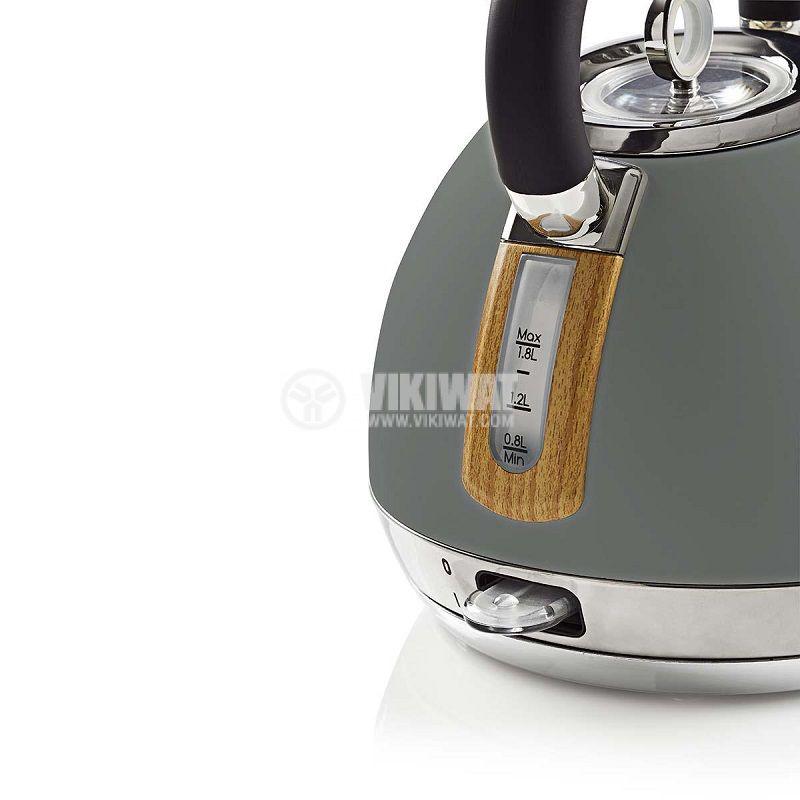 Електрическа кана тип чайник, KAWK520EGY - 5