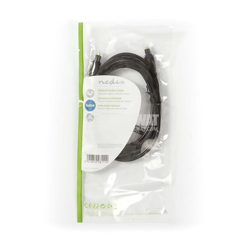 Оптичен кабел TosLink/m - TosLink/m - 3