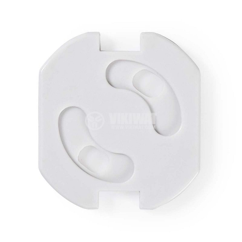 Детска защита за контакт, капачка за контакт, PREVPC10WT - 2