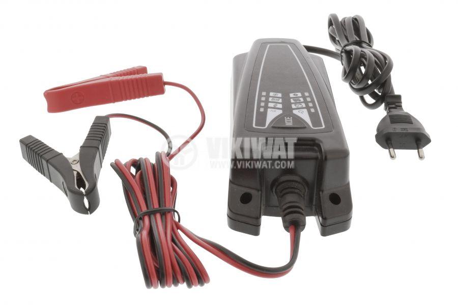 Зарядно устройство за автомобилни акумулатори 6/12V 3.8A - 5