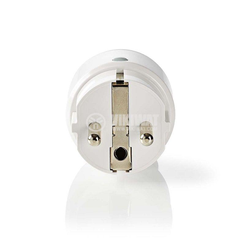 Wi-Fi контакт WIFIP110FWT, за мониторинг на потребление - 3