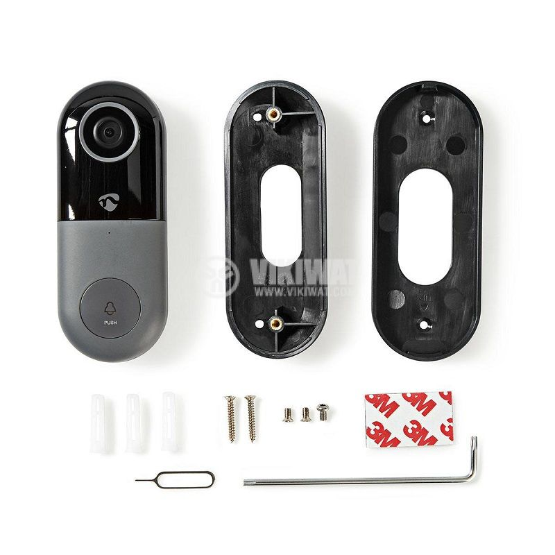 Wi-Fi Smart Video Doorbell WIFICDP10GY - 9