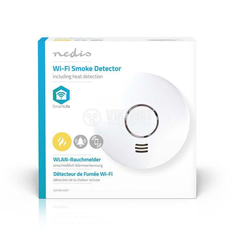 WiFi smart детектор за дим WIFIDS10WT - 4