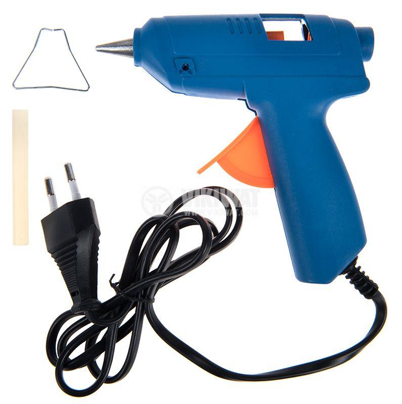 Пистолет за топъл силикон - 2