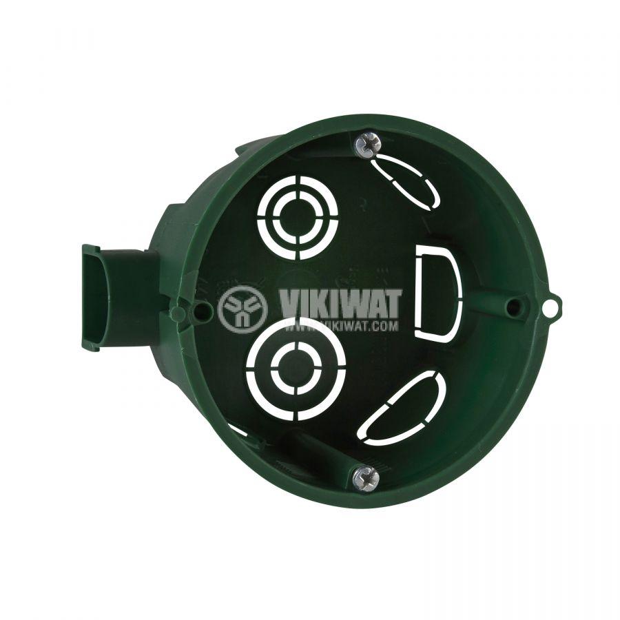 Универсална разклонителна кутия IMT35100 за вграждане ф65x45mm