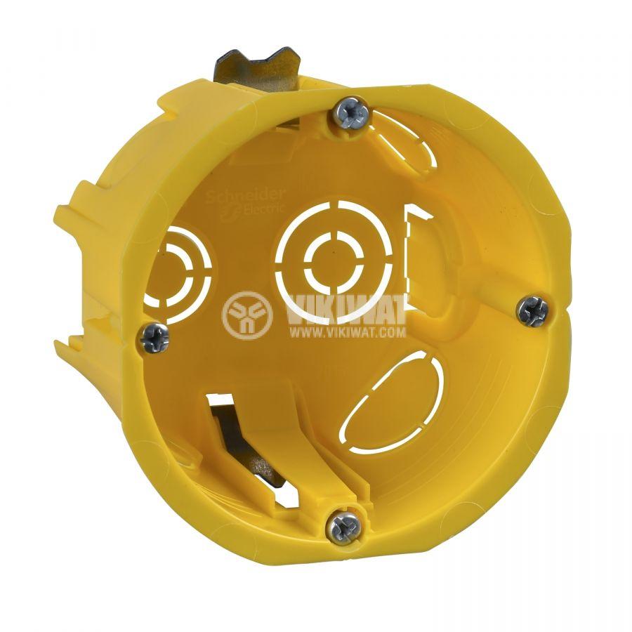 Универсална разклонителна кутия IMT35150 за вграждане ф71x46mm