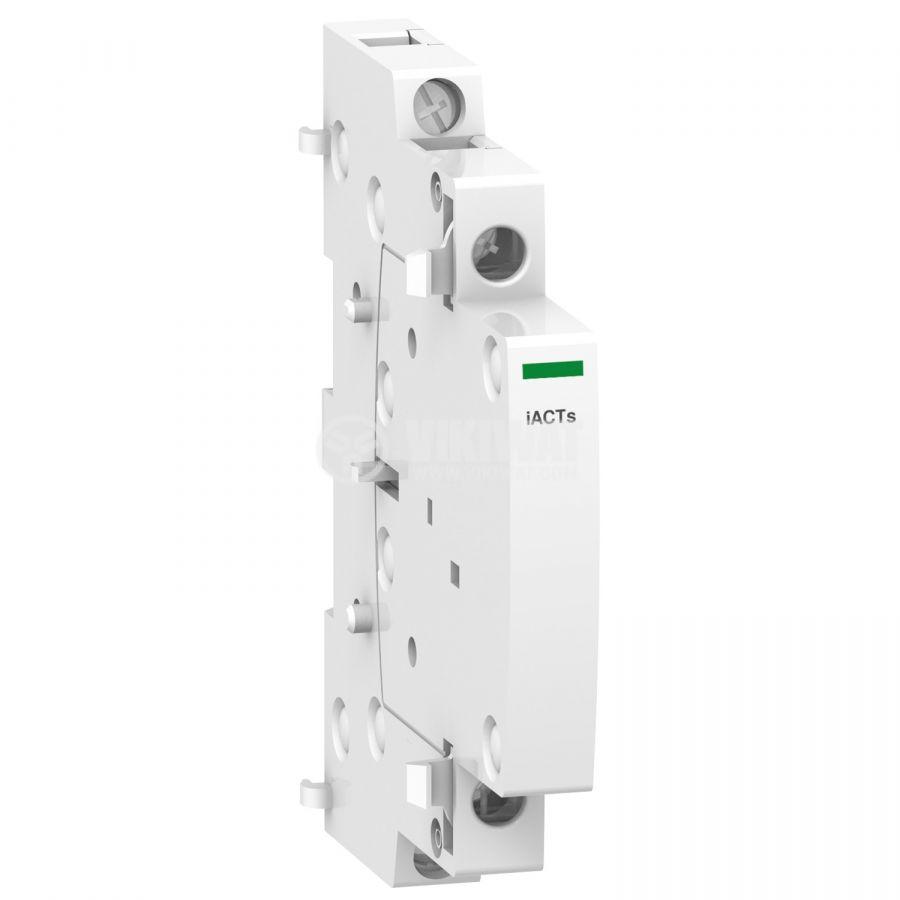 Помощен контакт A9C15914 5A/230V SPDT NO+NC