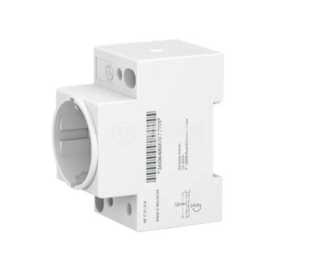 Контакт за DIN шина A9A153100, Acti 9 iPC, 16A, 250VAC - 2
