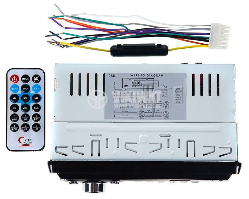 Automobile radio CDX-GT1047 - 2