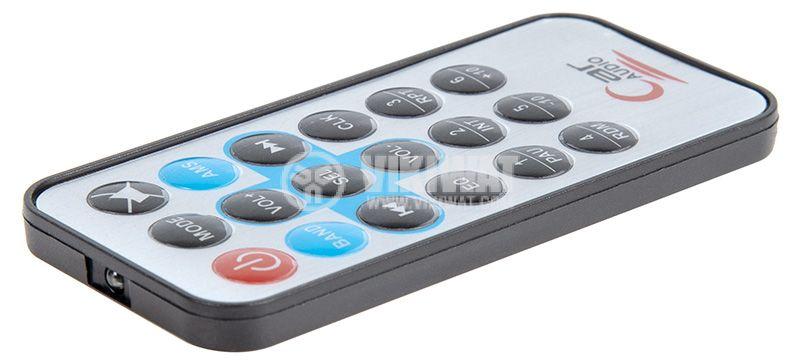 Car radio MP3 player USB AUX SD/MMC - 4