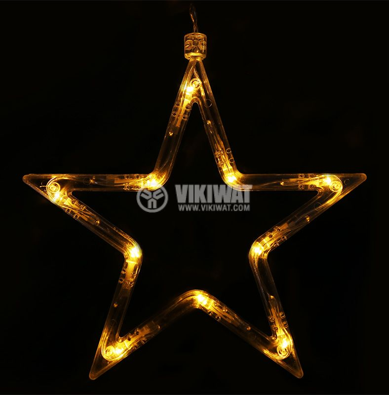 Christmas star type decoration - 3