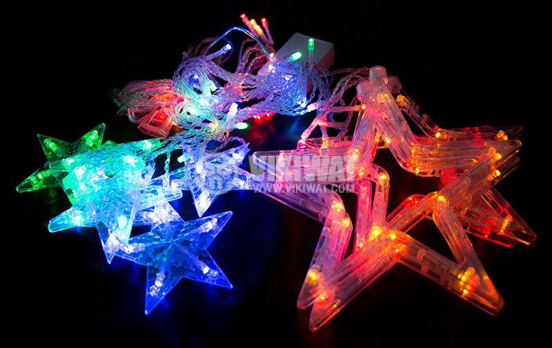 Christmas star type - 3