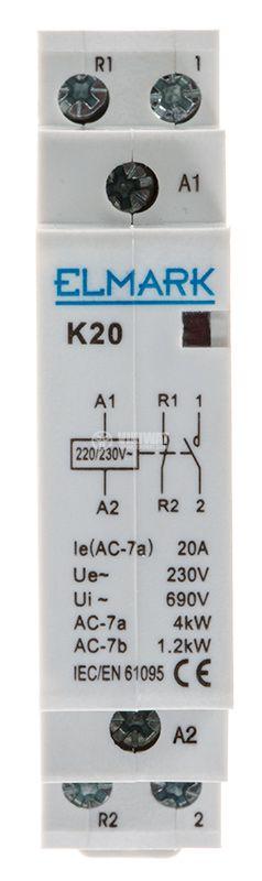контактор K20 - 2