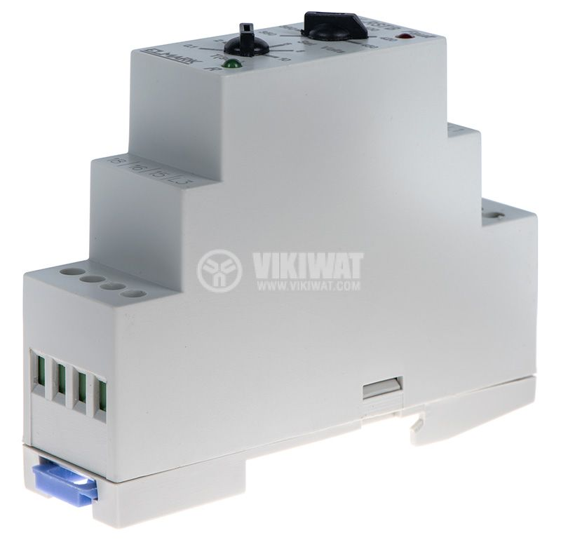 Phase sequence control relay, 300 ~ 480VAC, DIN  - 5