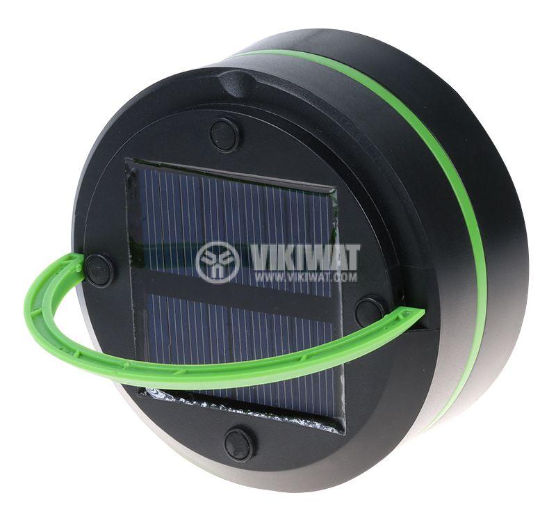 Соларна къмпинг LED лампа - 2
