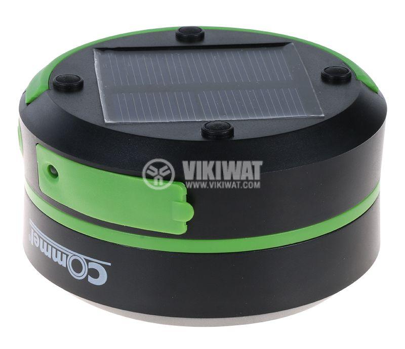 Соларна къмпинг LED лампа C401-712 - 4