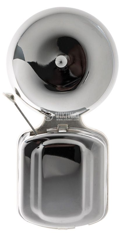 Bell 04015H mechanical 8~12V 89dB inox - 1