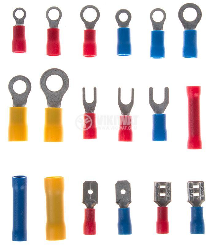 Комплект изолирани контактни накрайници C365-702 - 3