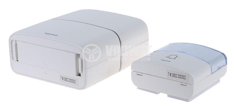 Wireless doorbell LEGRAND 94270 - 4
