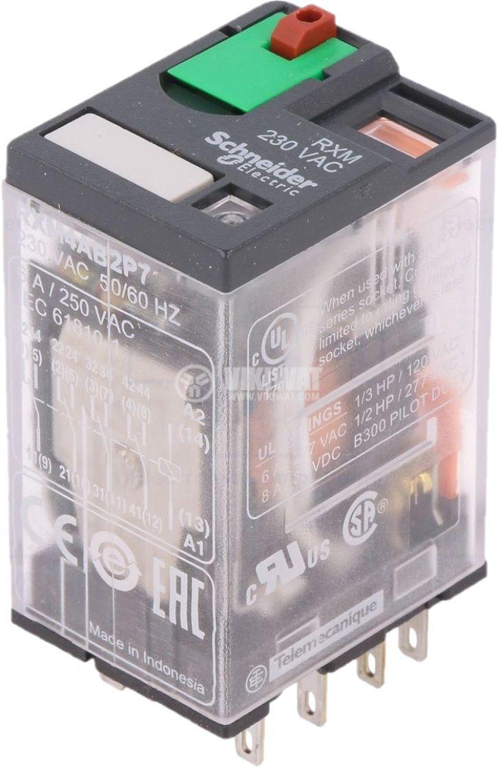 Електромагнитно реле RXM4AB2P7 - 1
